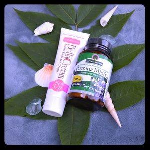 Pueraria Mirifica Cream and Capsules